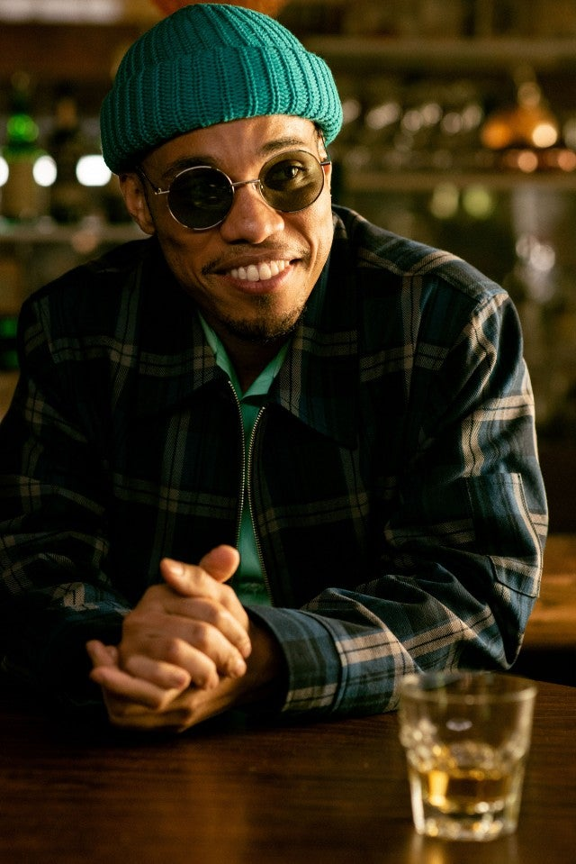 Anderson Paak Jameson