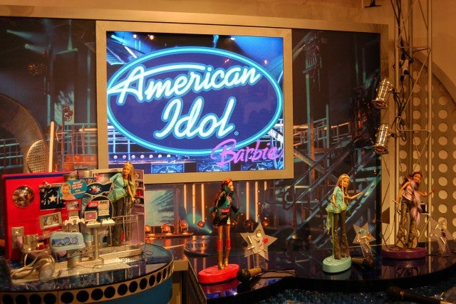 American Idol Barbie