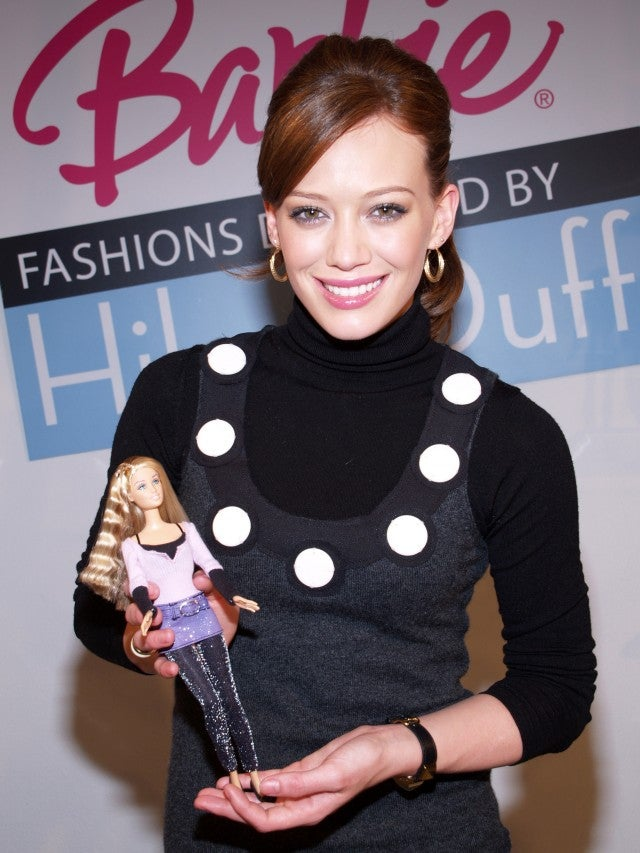 Hilary Duff Barbie