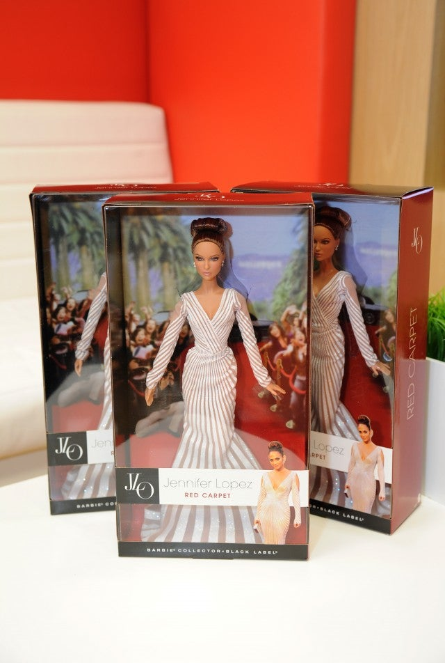 Jennifer Lopez Barbie