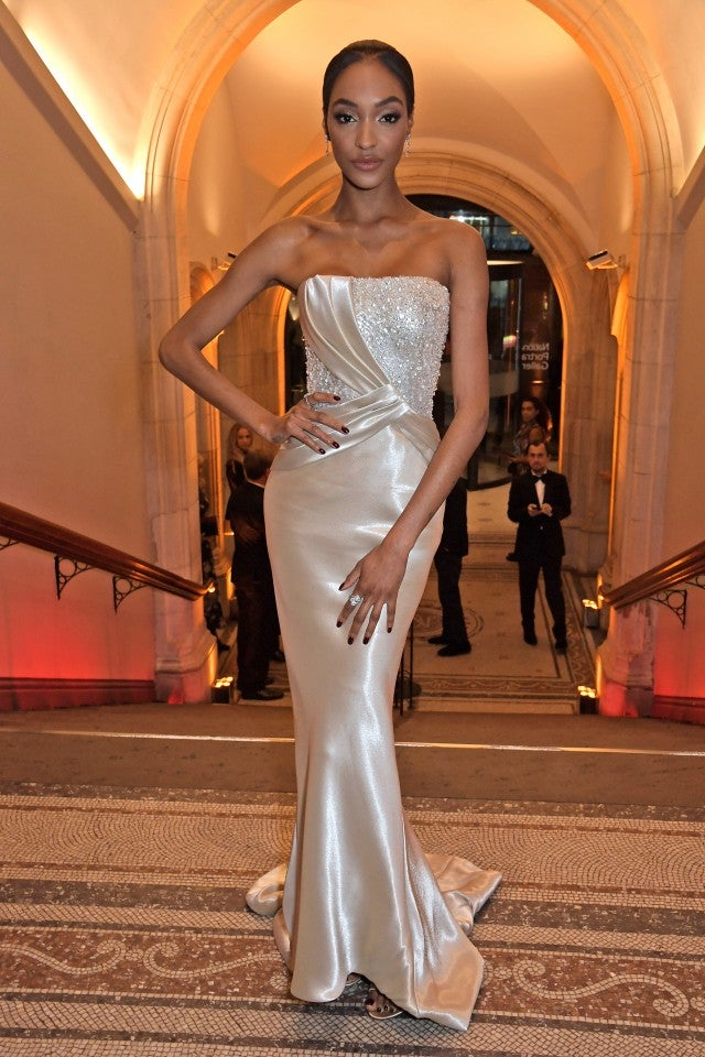 Jourdan Dunn at Portrait Gala