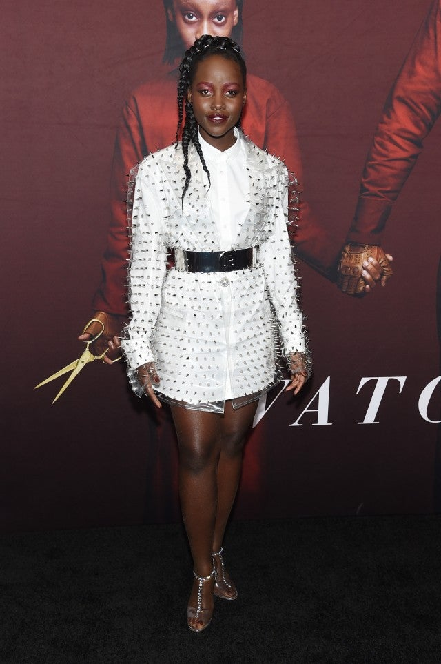 Lupita Nyong'o Us New York Premiere