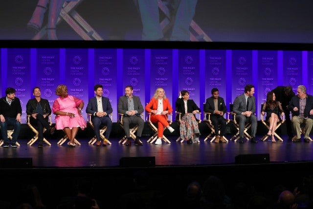 parks and rec paley fest