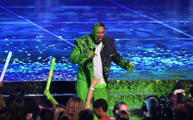 Will Smith Kids Choice Awards