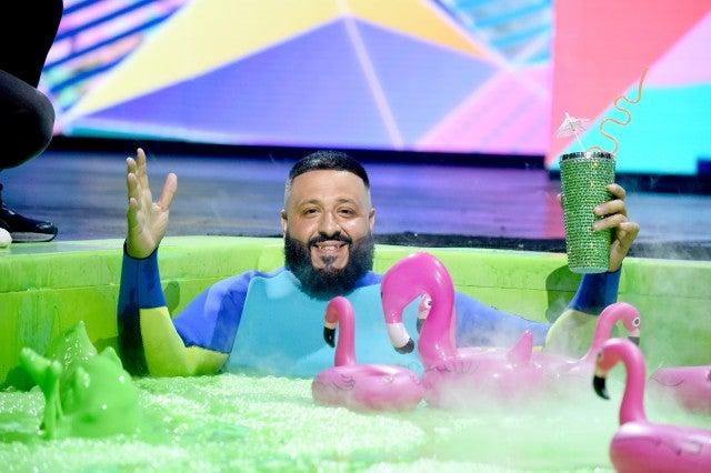 DJ Khaled Kids Choice Awards 2019