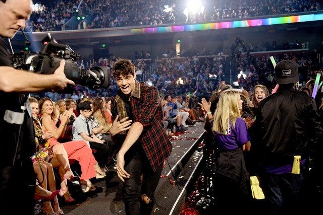 Noah Centineo Kids Choice Awards