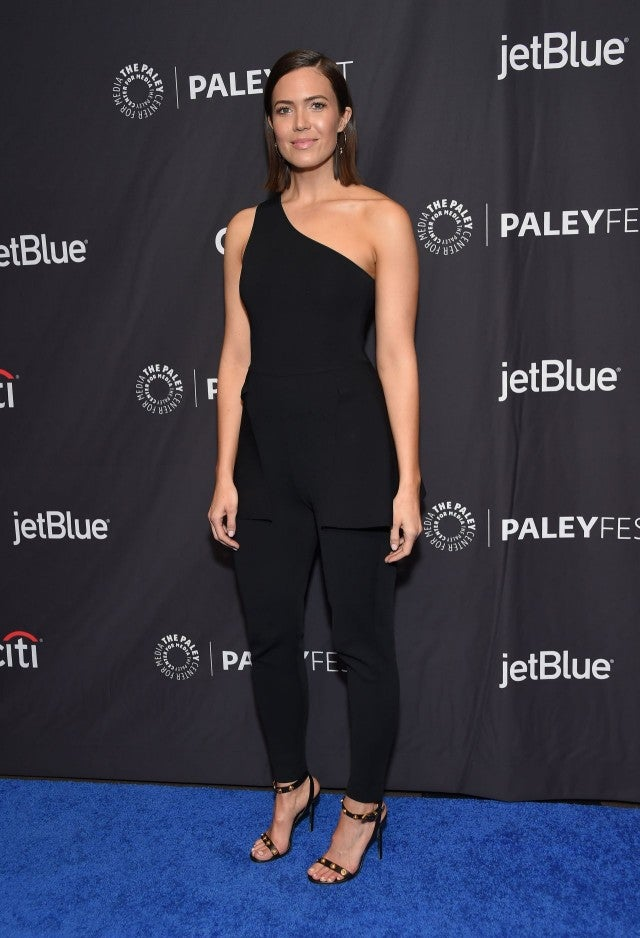 Mandy Moore at PaleyFest