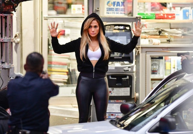 Alex Rodriguez Is Loving Jennifer Lopez's New Steamy