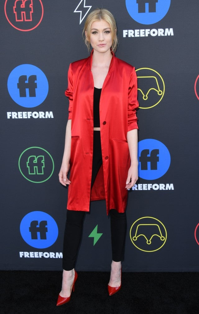 Katherine McNamara 2019 Freeform Summit