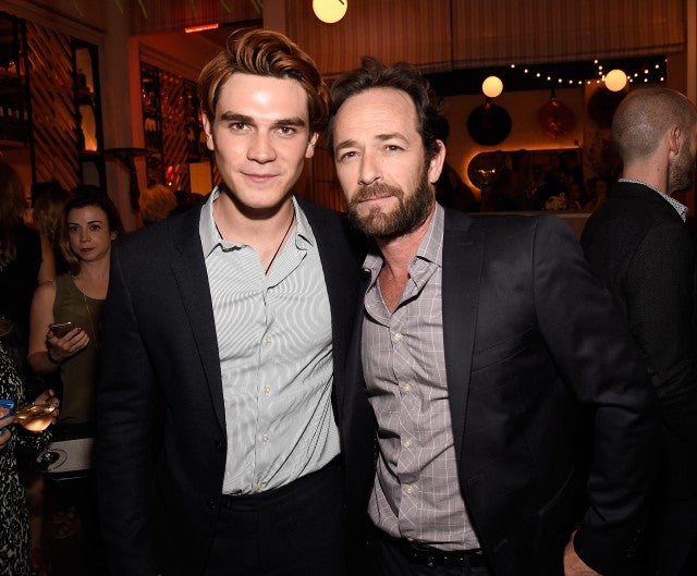 'Riverdale' saying goodbye to Luke Perry in his final episode Wednesday