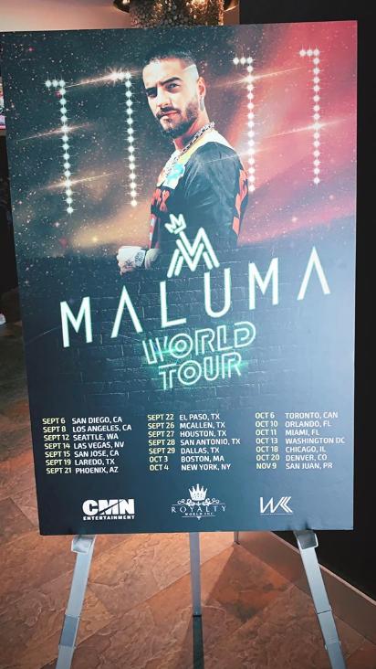 Maluma Announces Dates For U S 11 11 Tour Check Them