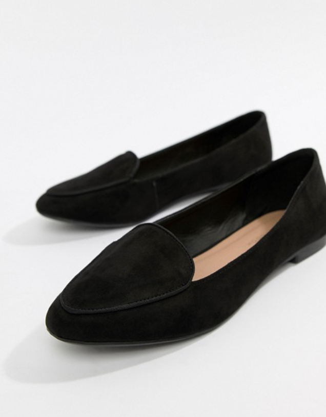 New Look suede loafer