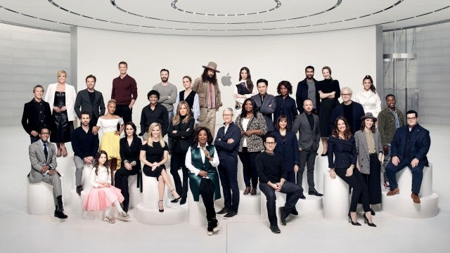 Apple TV Class Photo