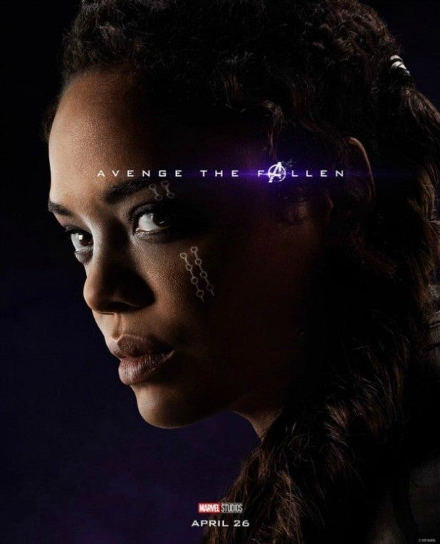New Avengers Endgame Posters Reveal Which Other Characters