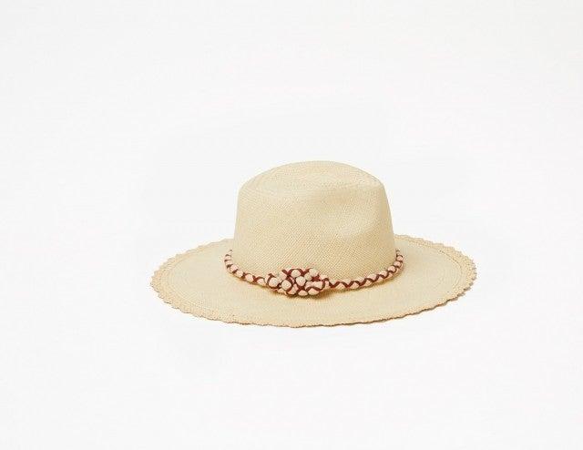 Freya foxtail hat