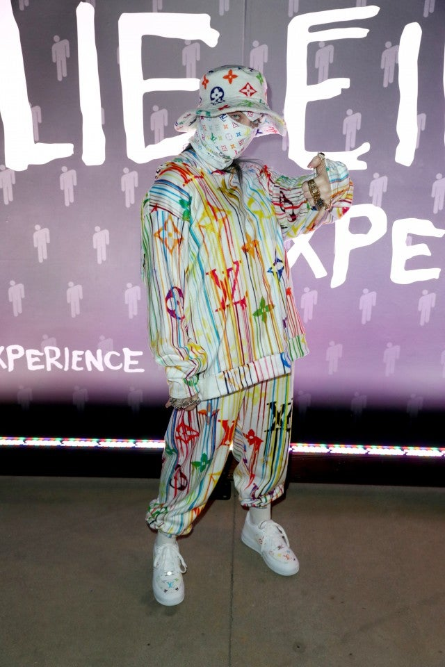Billie Eilish Likes When Her Outfits Make 'Heads Look Up
