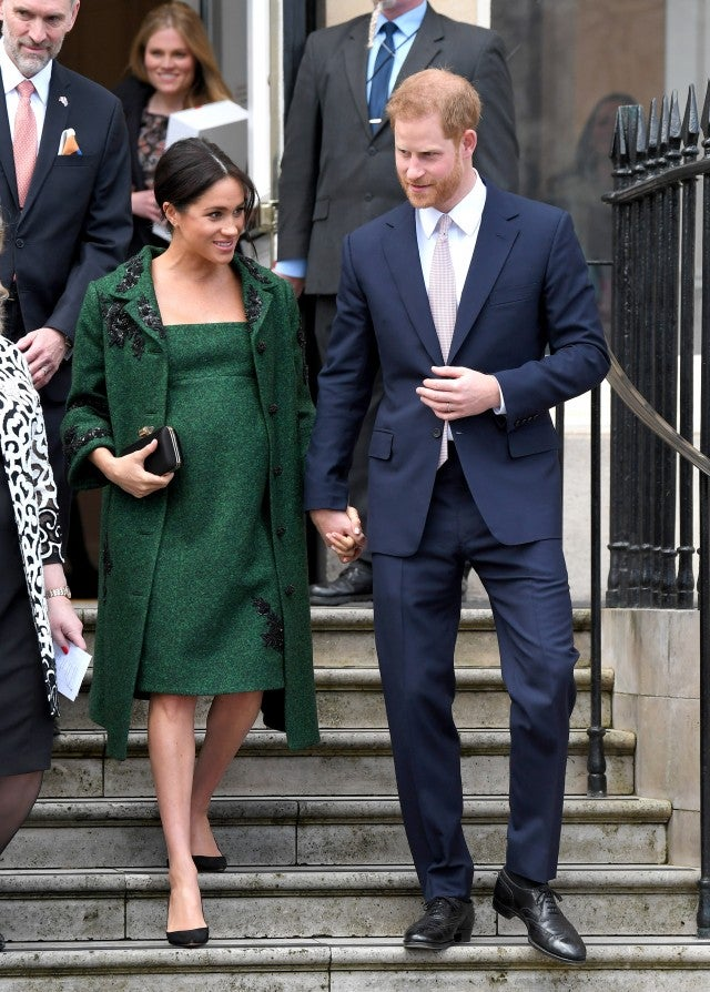 b213ba52d98b2 Why Meghan Markle Won't Be Posing for Photos After She Gives Birth ...