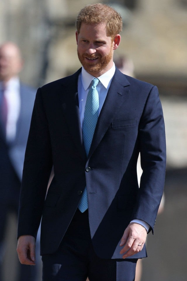 Prince Harry Easter