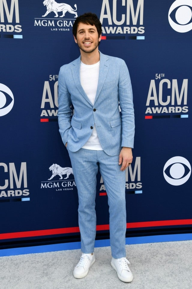 morgan evans ACM Awards