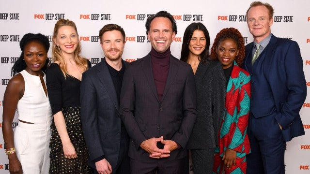 Political Thriller 'Deep State' Premieres Season 2 -- Here's