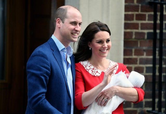 Prince William Kate Middleton, Prince Louis