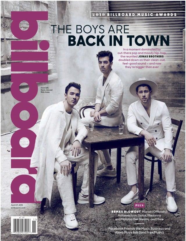 Jonas Brothers Talk Splitting Up, Reuniting and How Their