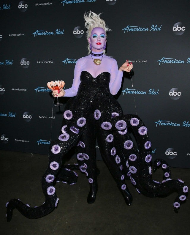 American Idol': Katy Perry on Why She Went All Out for Disney Night