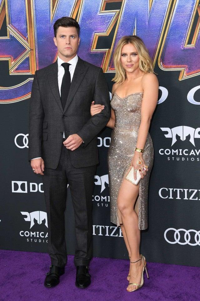 Scarlett Johansson Says She S Going To Sabotage Paul