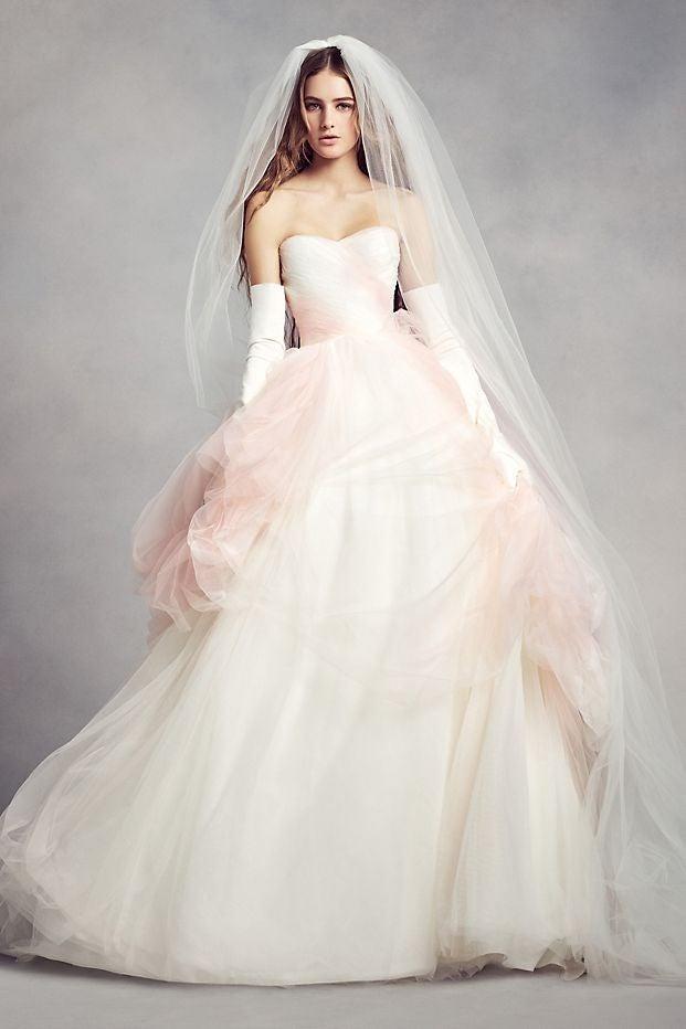 88086dbd88a1b Ombre Wedding Dress Pink - Wedding Dress & Decore Ideas