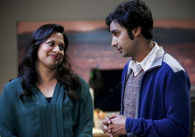 The Big Bang Theory, Raj and Anu