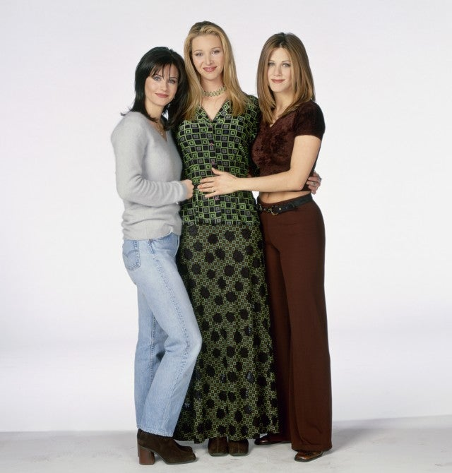 Lisa Kudrow reveals body image issues on 'Friends' set