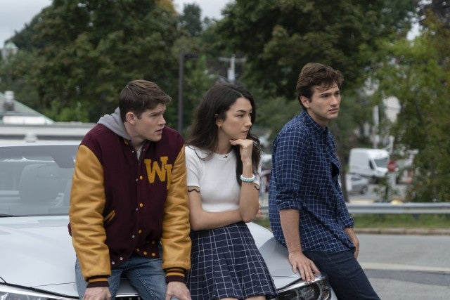 The Society' Cast on Season 2 -- and Who Could Save Allie