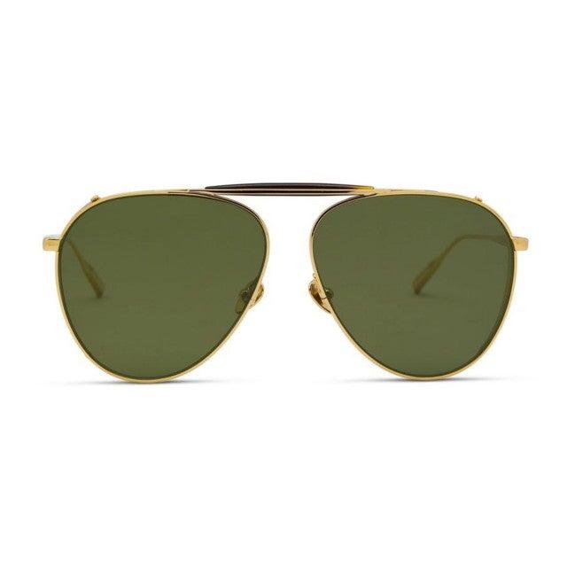 AMAVII philip 18k gold sunglasses