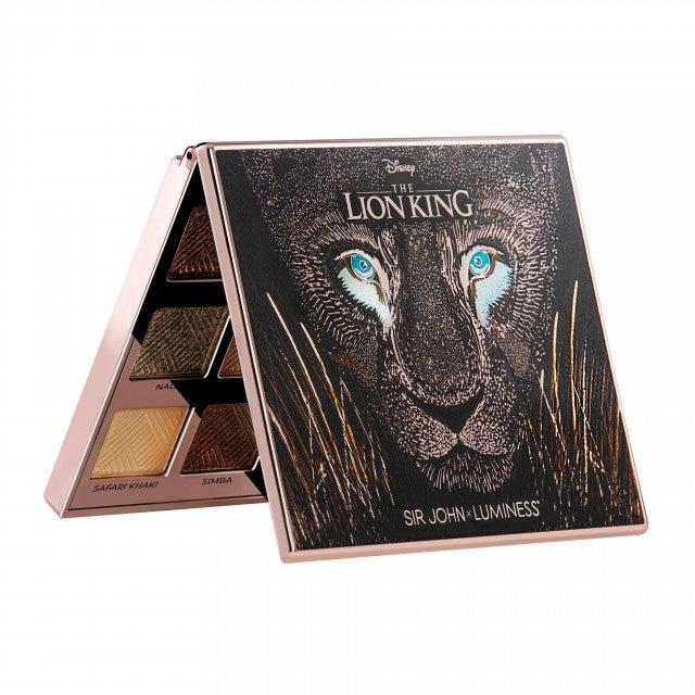 Sir John x The Lion King eyeshadow palette