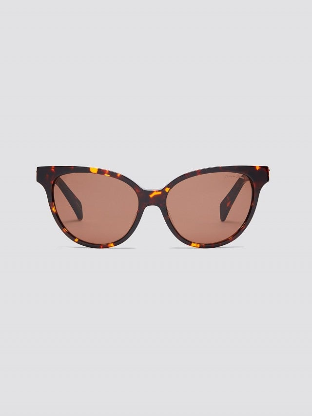 Draper James Eliza tortoise sunglasses