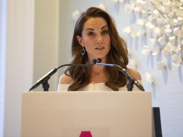 Kate Middleton 2019 Action on Addiction