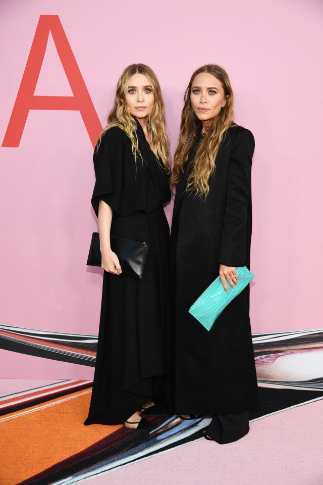 Mary-Kate and Ashley Olsen at 2019 CFDA Fashion Awards