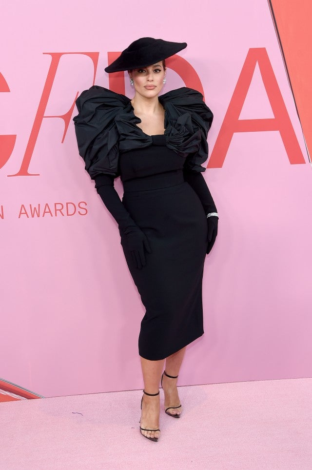 Ashley Graham at 2019 CFDA Fashion Awards