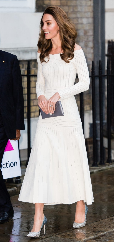 Kate Middleton Action on Addiction Gala