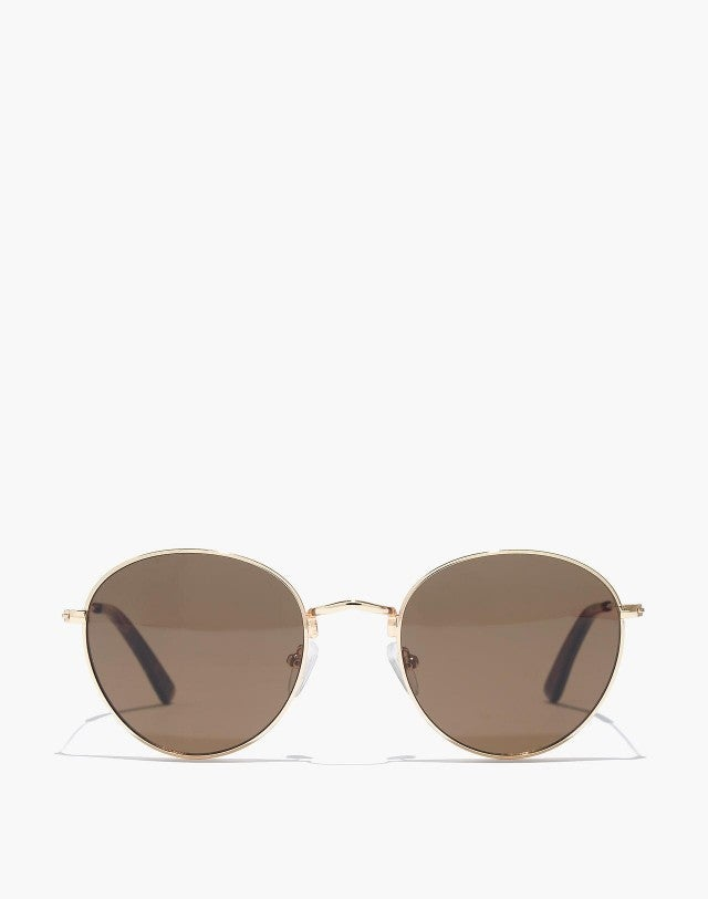 Madewell round sunglasses