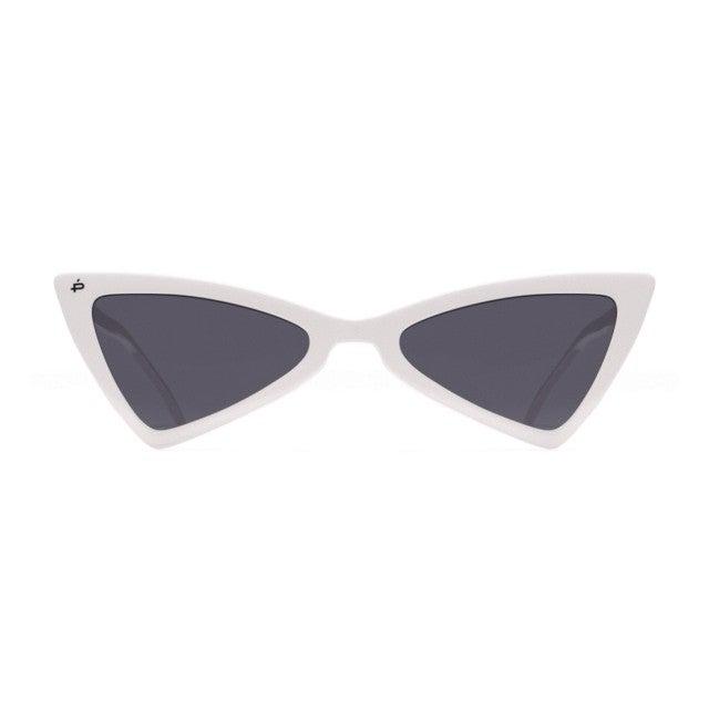 Prive Revaux bermuda white sunglasses