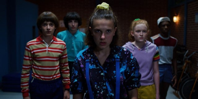 Stranger Things season 3 promo