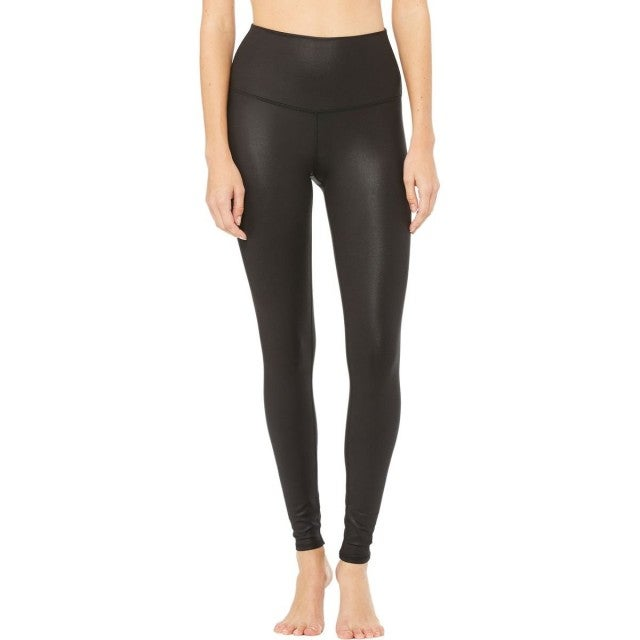 Alo Yoga High Waist Airbrushed Leggings