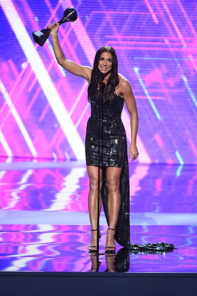 Alex Morgan ESPYs