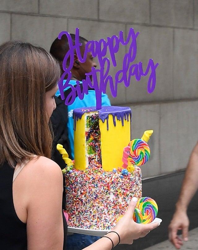 Wendy Williams Cake