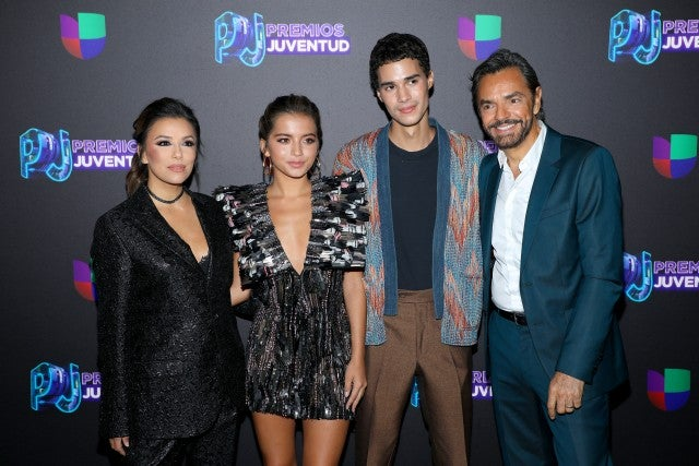 Dora and the Lost City of Gold Cast Premios Juventud
