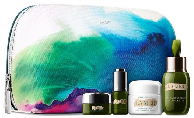 La Mer soothing collection