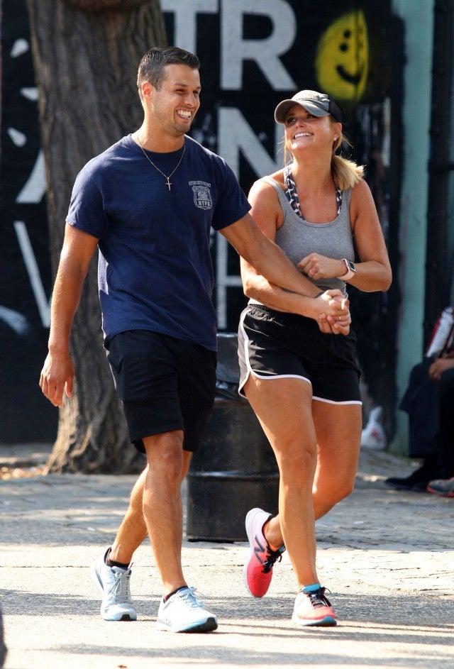 Miranda Lambert and husband Brendan McLoughlin