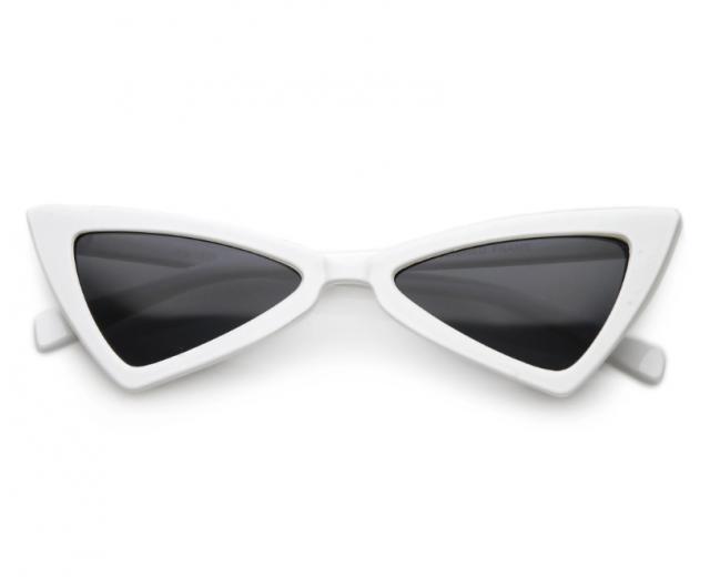Zero UV Triangle Cat Eye Sunglasses