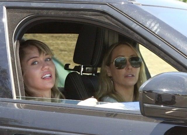 Miley Cyrus Mom Tish Cyrus